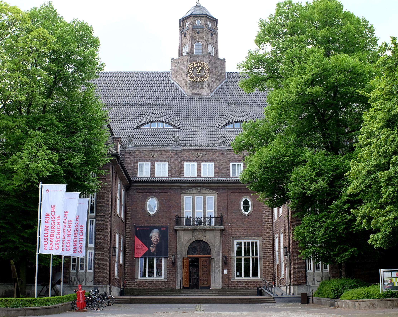 Außenansicht des Museum für Hamburgische Geschichte
