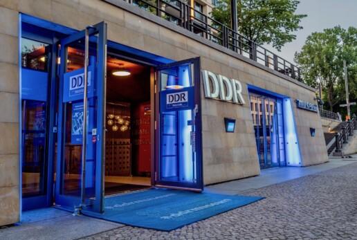 Außenansicht DDR Museum